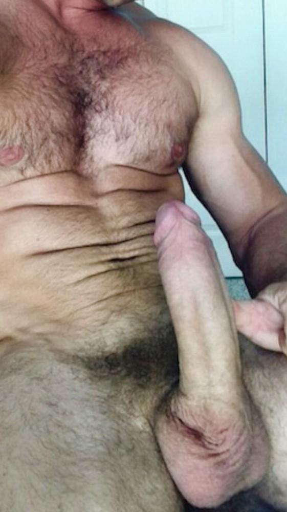 Homo man naakt