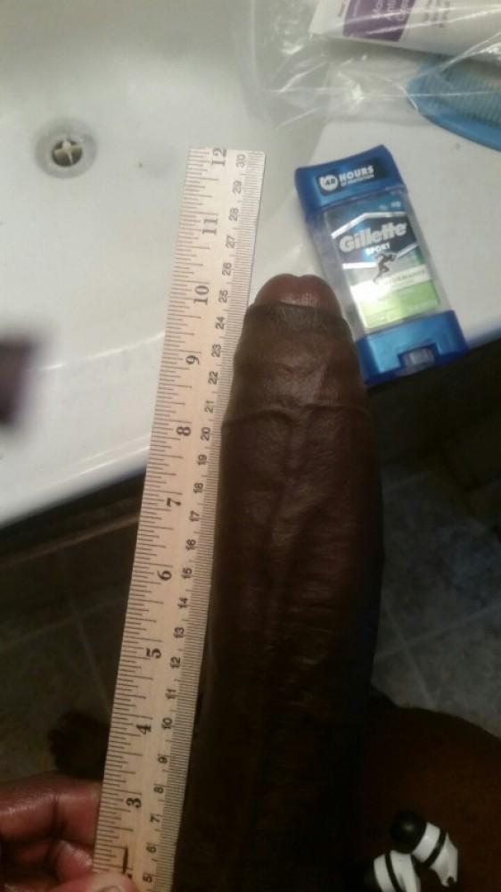 Lekkere grote negerlul van 26 centimeter